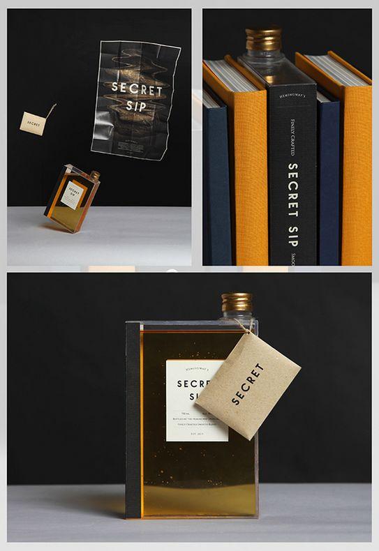 Novel Whiskey Bottles