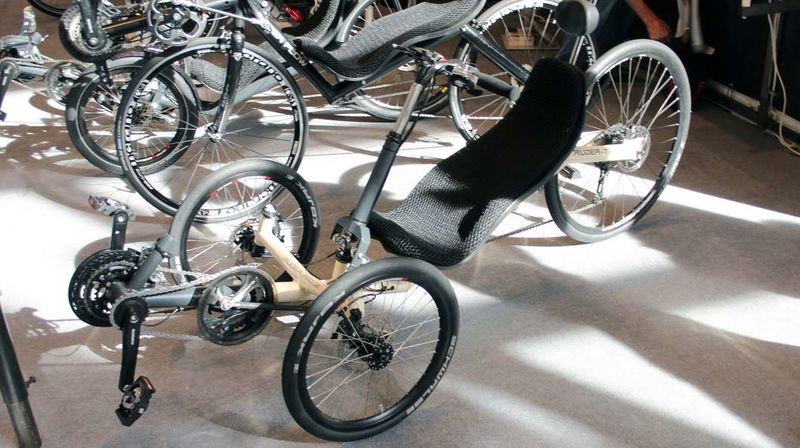 Flexible-Riding Trikes