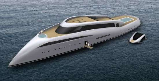Recyclable Yachts