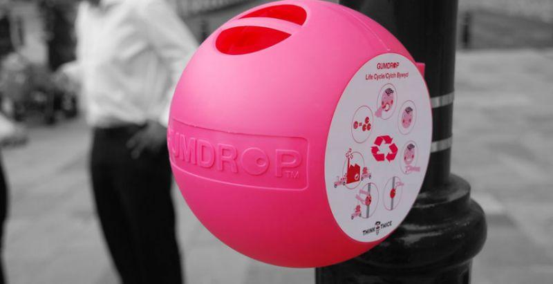 Recycled Bubblegum Plastics