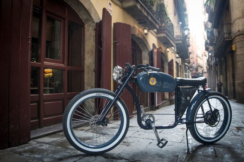 Retro Eco Electric Bikes