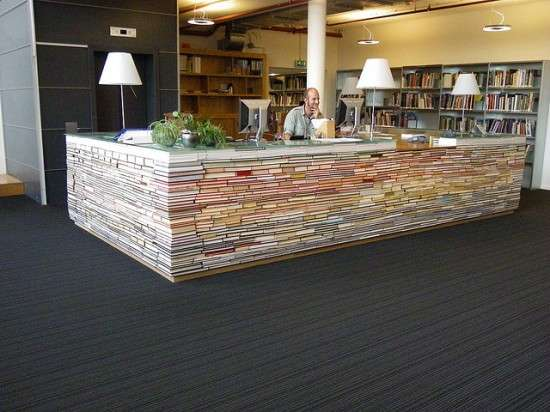 Book Brick Desks