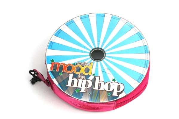 Recycled CD Purse