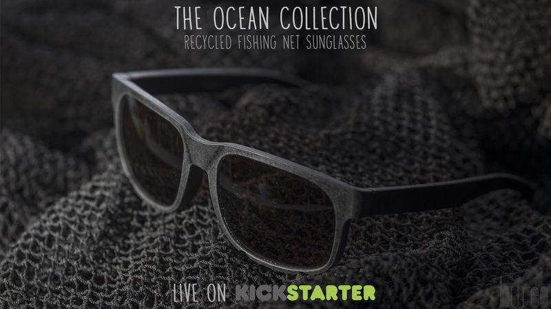 Upcycled Ocean Trash Eyewear