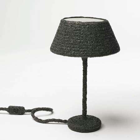 Plastic Bag Lamps