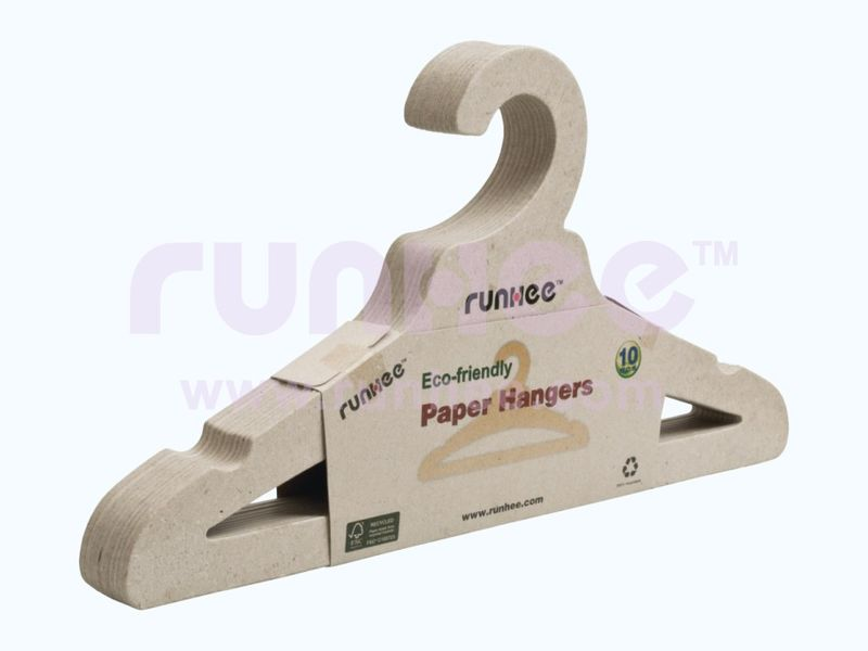 Recycled Paper Hangers