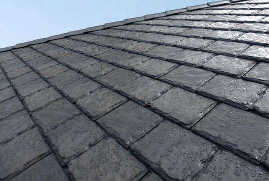 Recycled Rubber Roofing