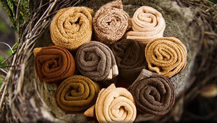 Recycled Wool Footwear