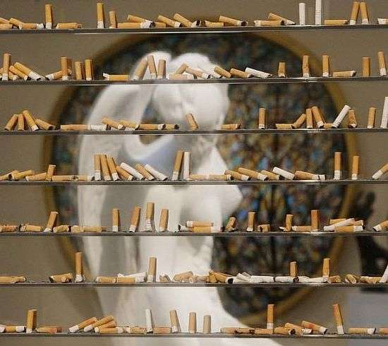 Cigarette Art
