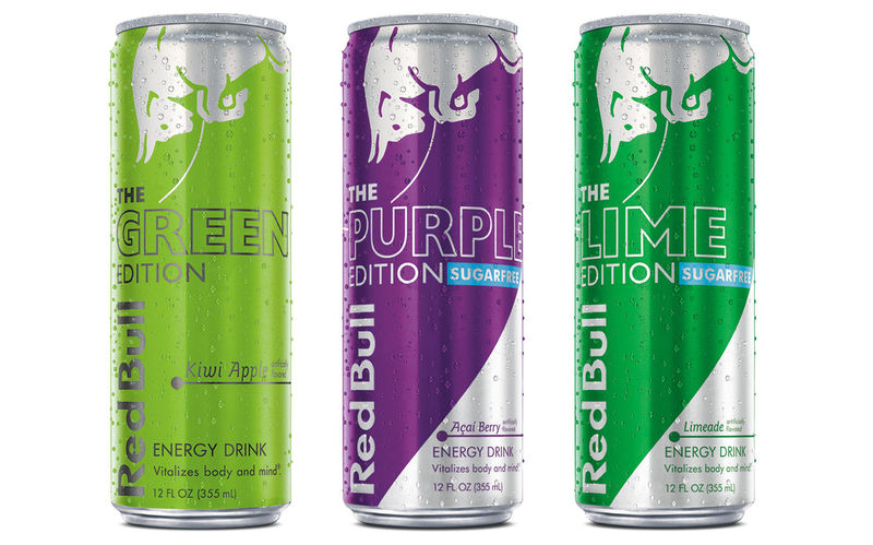 Exotic Energy Drinks Flavors