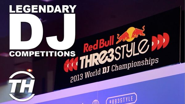 Legendary DJ Competitions