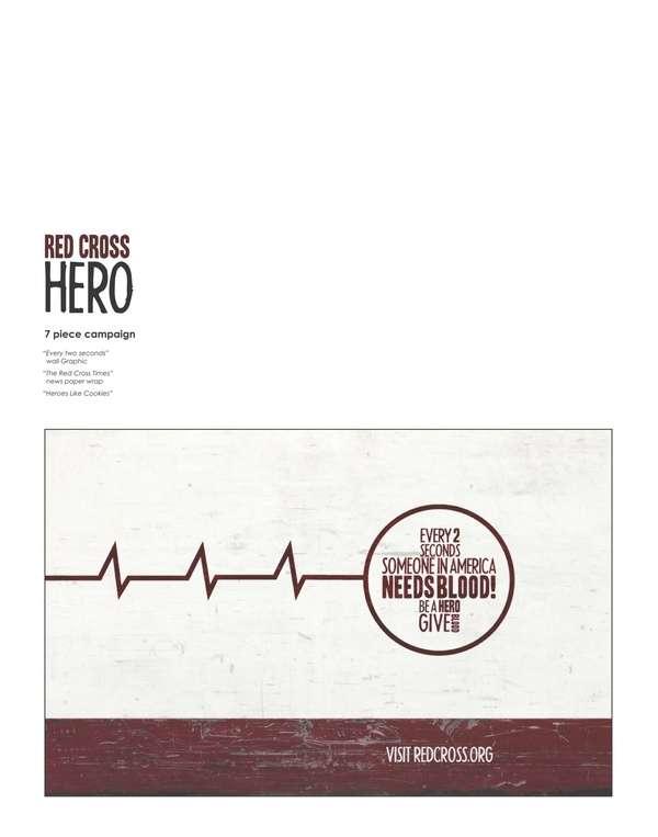 Heroic Charity Ads