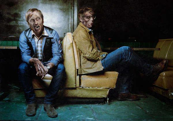 Zombiefied Celeb PSAs