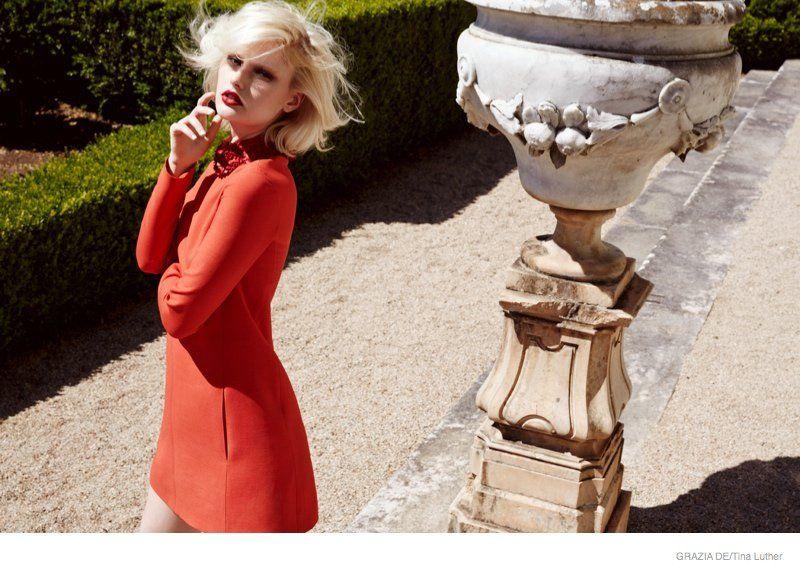 Glamorous Red Fashion