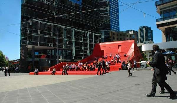 Vibrant Public Amphitheatres