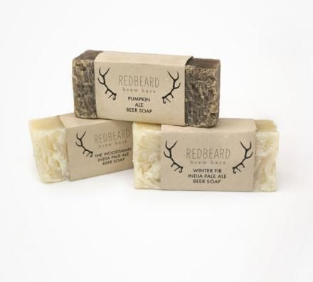 Ale-Infused Soaps