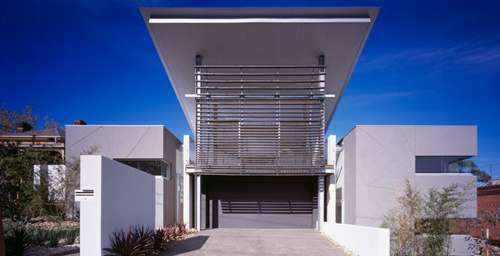 Shiny Symmetrical Mansions