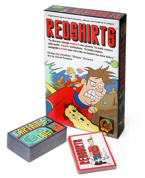 redshirts card game