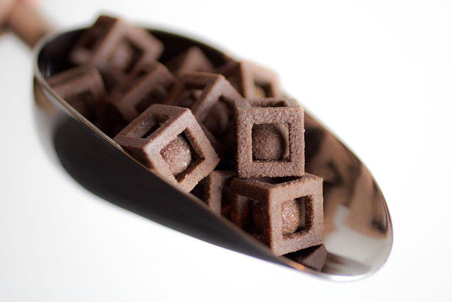 Healthy Electrified Chocolates