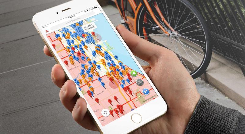Safe Navigation Apps