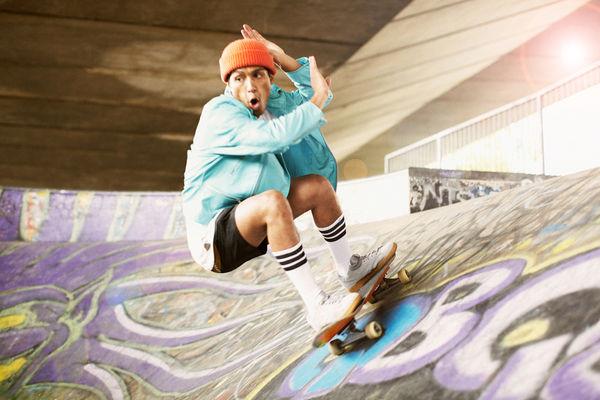 Skate Culture Editorials
