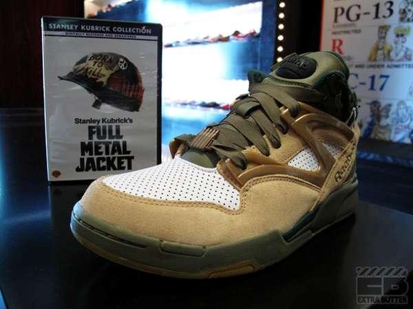 Military Film Sneakers
