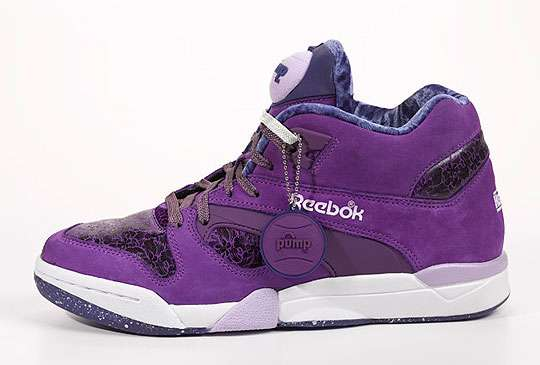 Reebok Prince Pumps