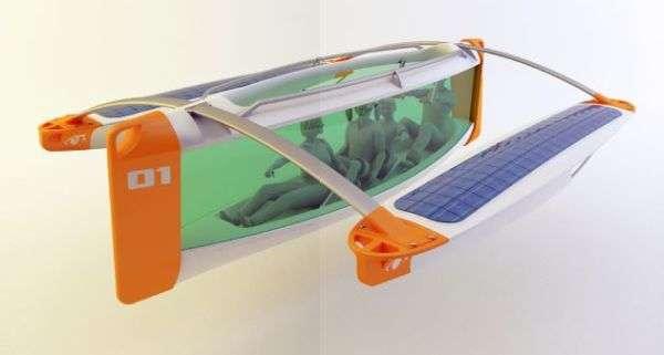 Sun-Soaking Submarines