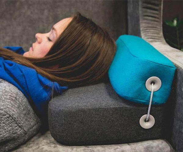 Portable Adjustable Pillows