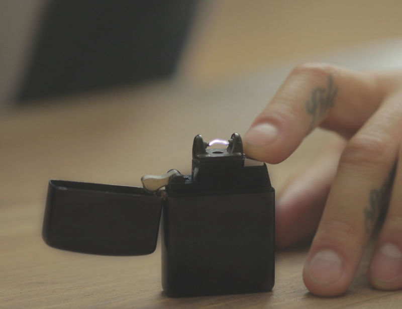Eco-Friendly Electric Lighters