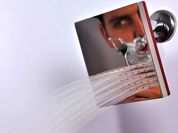 Non-Fogging Mirrors