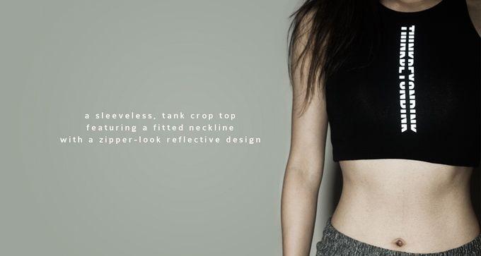 Ultra-Reflective Activewear