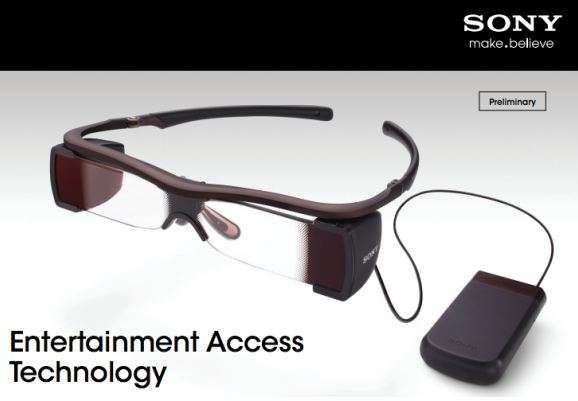 regal and sony access glasses