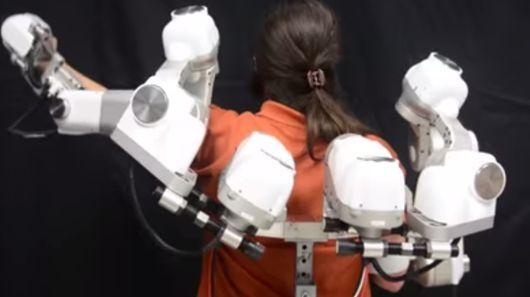 Rehab Robot Exoskeletons