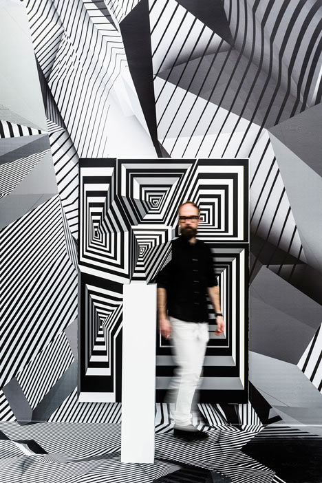 Whimsical Illusion Exhibitions