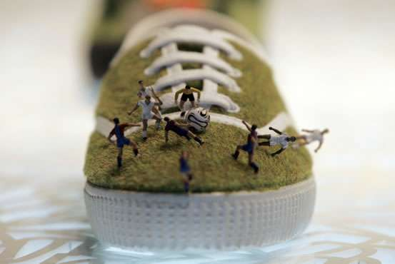 Reinventing the Shoe