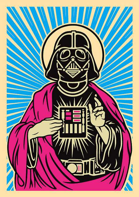 Religious Star Wars Imagery