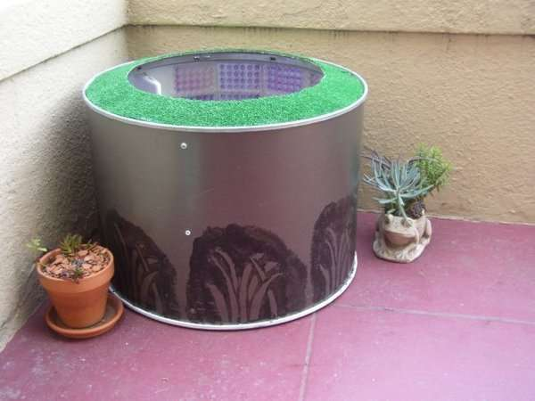 Sleek Recycled Planters