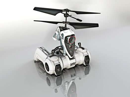 Personal Spy Copters