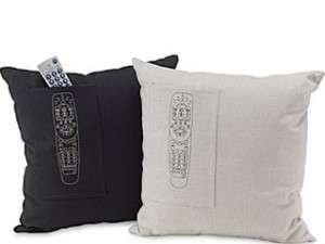 Remote Control Pillows