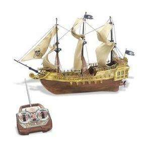 Remote Controlled Pirate Ship