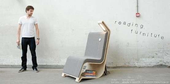 Bookworm Loungers
