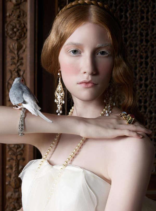 Ancient Bridal Photography
