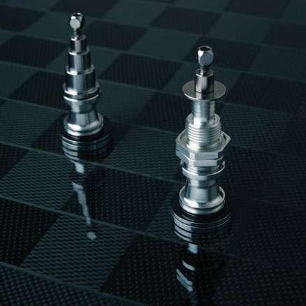 $40,00 Chess & $27,000 Backgammon Sets