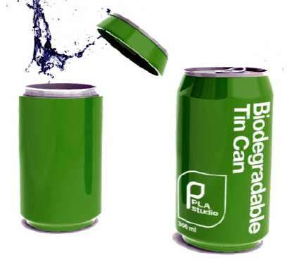 Bio-Conscious Drink Containers