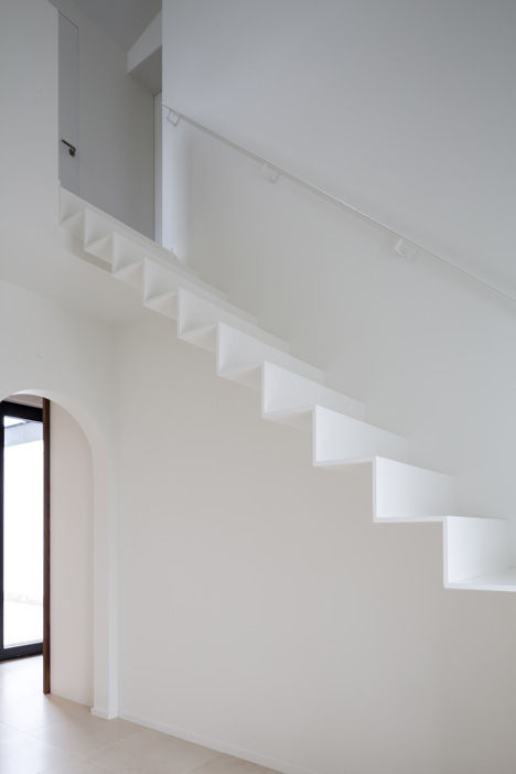 Ascending Attic Staircases