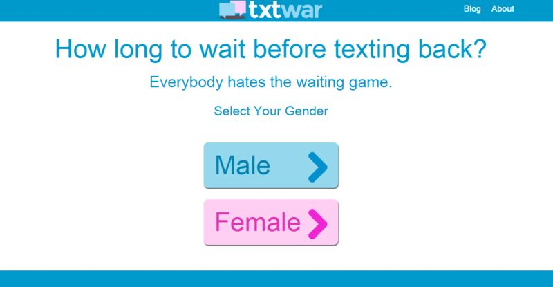 Timed Texting Applications