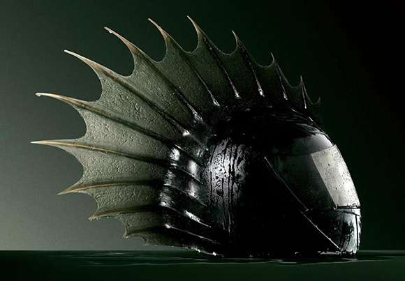 Reptilian Headgear