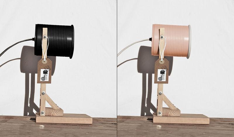 Rustic Repurposed Lamps