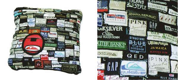 Re-Using Fabric & Brands